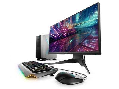 Monitores, ratones y teclados: esto es lo nuevo de Alienware para gaming en el E3 2017