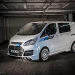 Lo último de Ford M-Sport es... ¡una furgoneta!