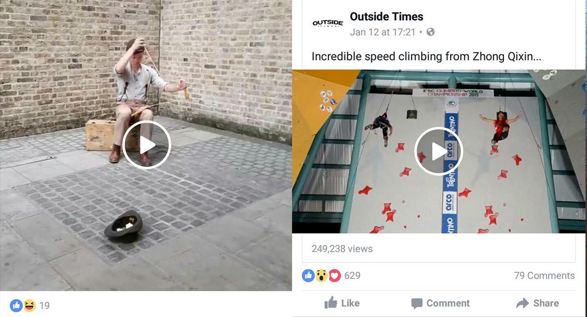 Facebook también se subirá al carro de los vídeos verticales