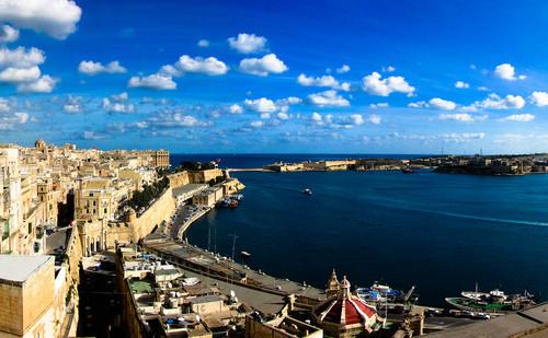 Los mejores miradores sobre el Gran Puerto de La Valeta, Malta