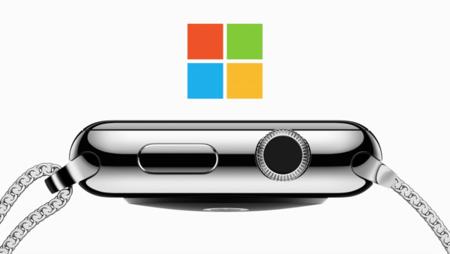 Microsoft busca espacio en todas las plataformas, PowerPoint y OneDrive  llegan al Apple Watch