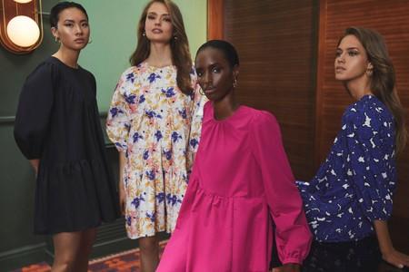 Lefties nos introduce al otoño (y a su tienda online) con una colección de vestidos repleta de color
