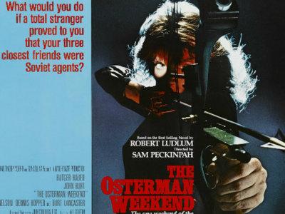 Cine en el salón: 'Clave: Omega', ni rastro de Peckinpah