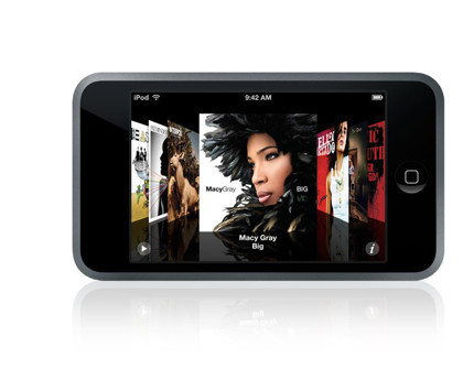 Aplicaciones y Bluetooth en el iPod touch