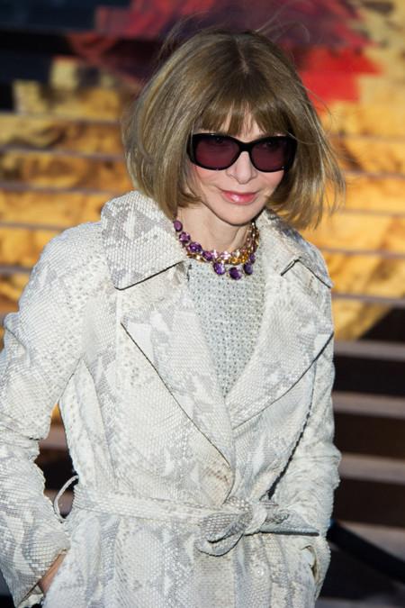Anna Wintour no se pierde la fiesta de Vanity Fair del Tribeca Film Festival