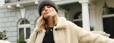 Tendencias de moda Otoño-Invierno 2018/2019: la invasión de las chaquetas tipo borrego ha llegado