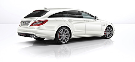Mercedes-Benz CLS 63 AMG S Shooting Brake (2013)