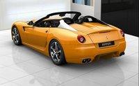 Ferrari desvela nuevos detalles del SA Aperta