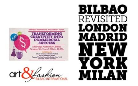 El I Foro Internacional Art&Fashion reúne en Bilbao expertos de cuatro de las mejores escuelas de moda del mundo