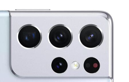 Samsung Galaxy S21 Ultra Camaras 02