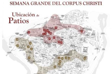 Visitas gratuitas a los patios de Toledo