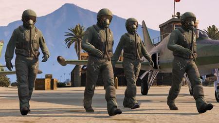 La escuela de vuelo llega a GTA Online - detalles de la actualización 1.16