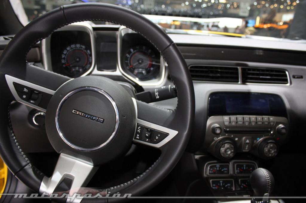 Foto de Chevrolet Camaro en el Salón de Ginebra 2010 (4/12)