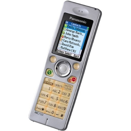Teléfono Panasonic para Skype vía WiFi