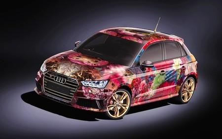 ¿Qué le ha pasado a ese Audi S1? Ha pasado por manos de David LaChapelle