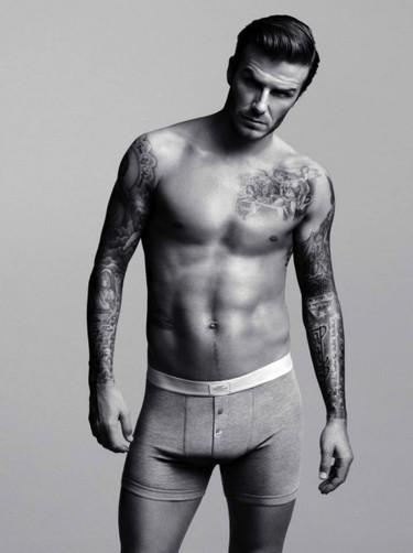 David Beckham, cómo se nota que no eres tú el que se pone de parto