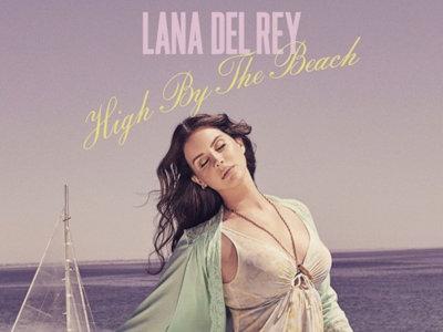 'High By The Beach': subidón en la playa de Lana del Rey como primer single de Honeymoon