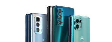 Motorola Edge 20, Edge 20 Lite y Edge 20 Pro: nueva línea de flagships con pantalla de hasta 144Hz, 108 megapixeles y periscopio