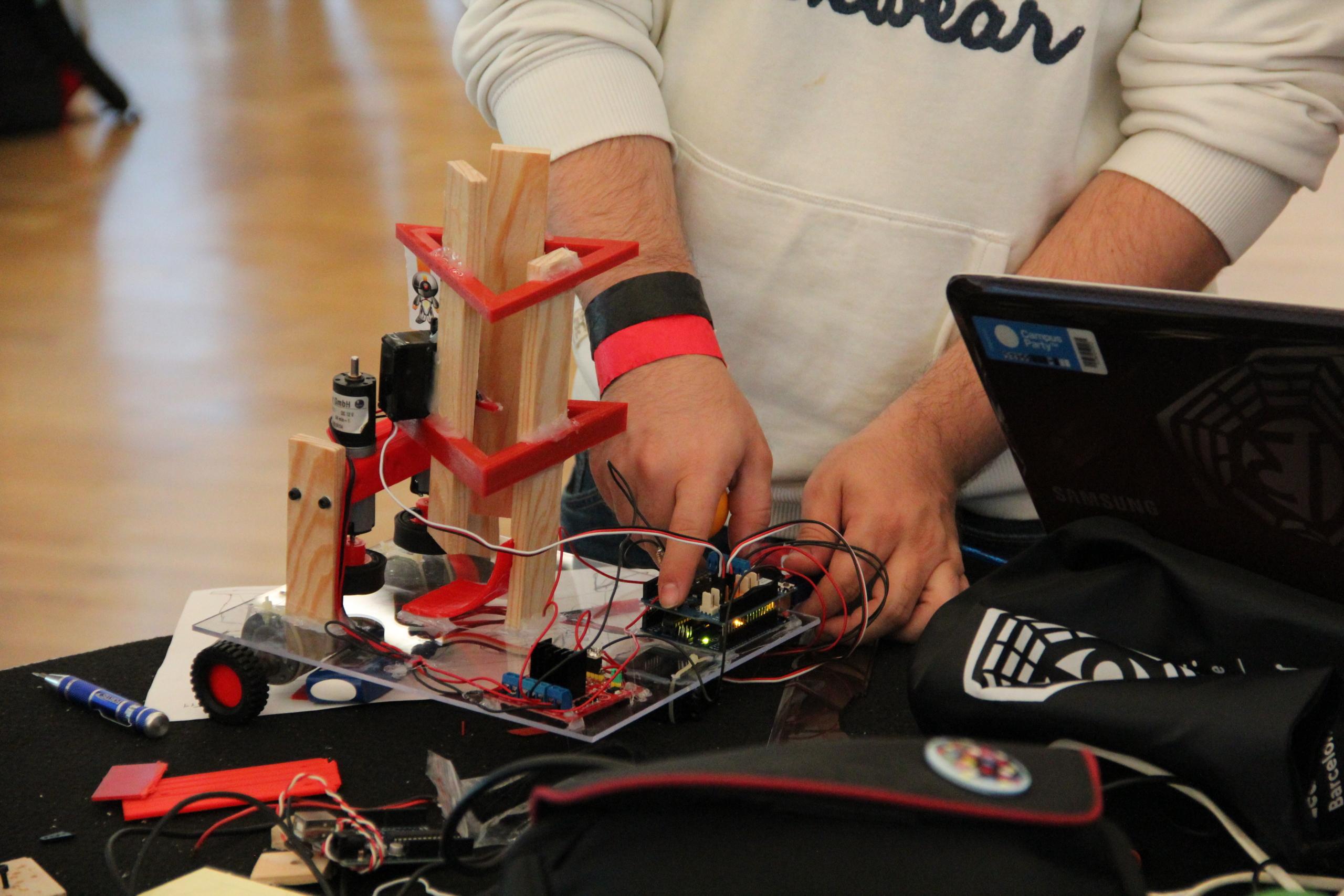 Foto de AESS Bot en Barcelona (9/15)