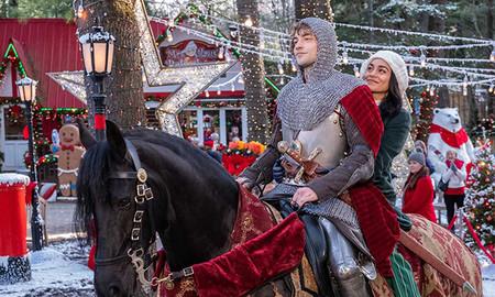 The Knight Before Christmas Pelicula De Navidad De Netflix