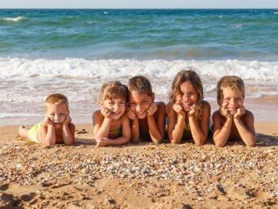 Siete consejos para unas vacaciones felices con niños