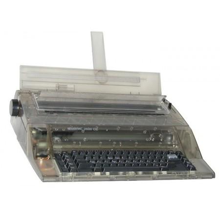 Maquina Escribir Transparente