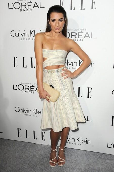 El estilo de fiesta impecable de las mujeres de Hollywood en la celebración de Elle