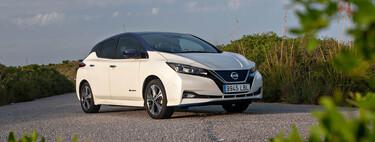 Probamos el Nissan Leaf E+: 62 kWh para un coche eléctrico de vocación urbana pero con una autonomía hipersensible