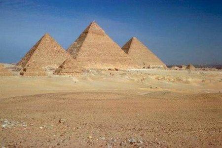 Las pirámides chinas (I): ¿mejores que las pirámides de Egipto?