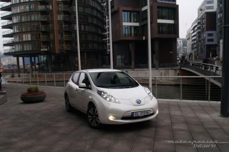 Nissan LEAF 2013, presentación internacional en Oslo