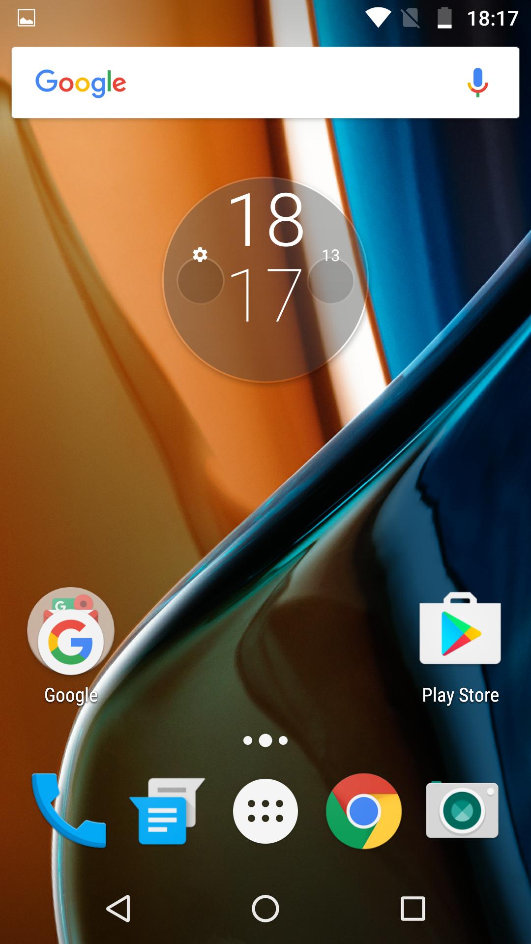 Foto de Moto G4, software (2/9)