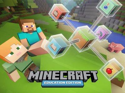 Matemáticas, física, historia... y sin libros de texto. Llega un Minecraft educativo para los colegios