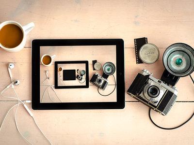 Una de exposiciones en Madrid, un invento catalán, lo que distingue a un fotógrafo, y más: Galaxia Xataka Foto