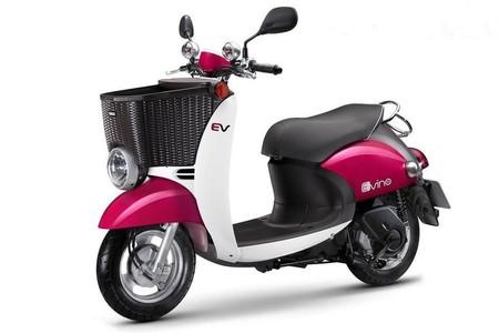 Yamaha E Vino 01