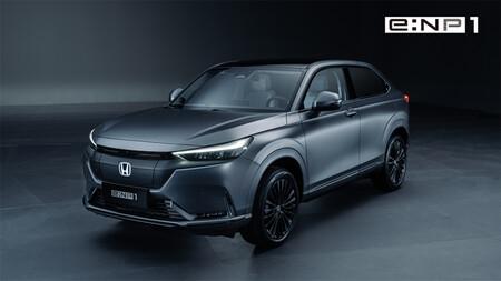 Estas son las primeras SUVs eléctricas Honda; la empresa planea próximos autos eléctricos bajo su nueva marca e: N