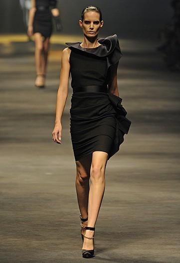 Foto de Lanvin, Primavera-Verano 2010 en la Semana de la Moda de París (1/15)