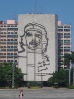 Cuba: la Plaza de la Revolución