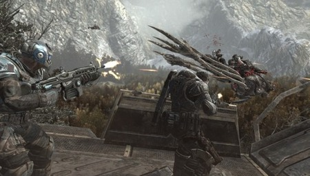 'Gears of War 2': algunos detalles y minientrevista a CliffyB