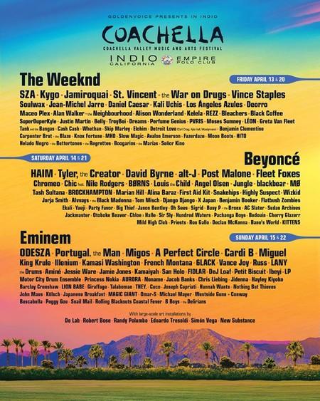 450_1000 Coachella anuncia su cartel completo para este 2018