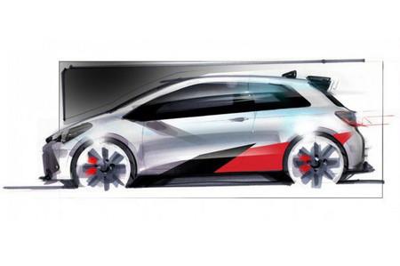 ¿Un Yaris Hot Hatch? La entrada del Yaris al WRC podría significar una versión Hot para la calle