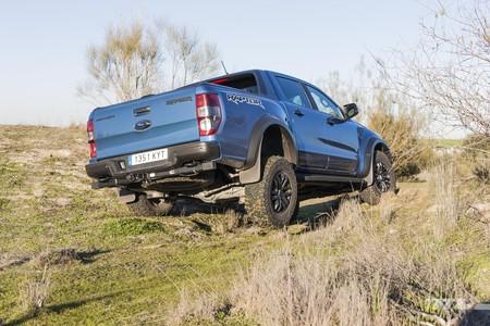 Ford Ranger Raptor 2020 Prueba 032