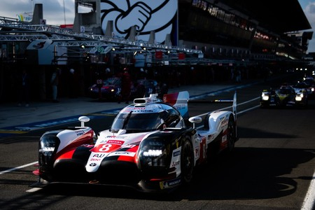 Toyota 8 Le Mans 2019