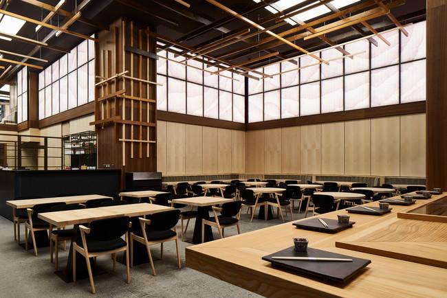 YEN es el nuevo restaurante japonés que te ofrece un trocito de Japón a orillas del Támesis