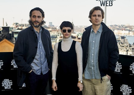 Primer vistazo a los protagonistas de 'The Girl in the Spider's Web', el reboot de la saga 'Millennium'