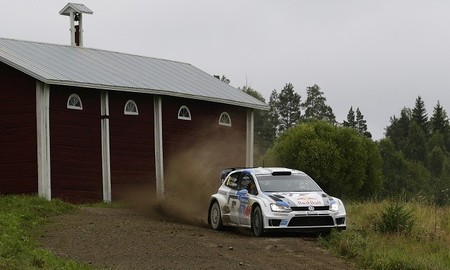Rally de Finlandia 2013: Sébastien Ogier se doctora con su triunfo