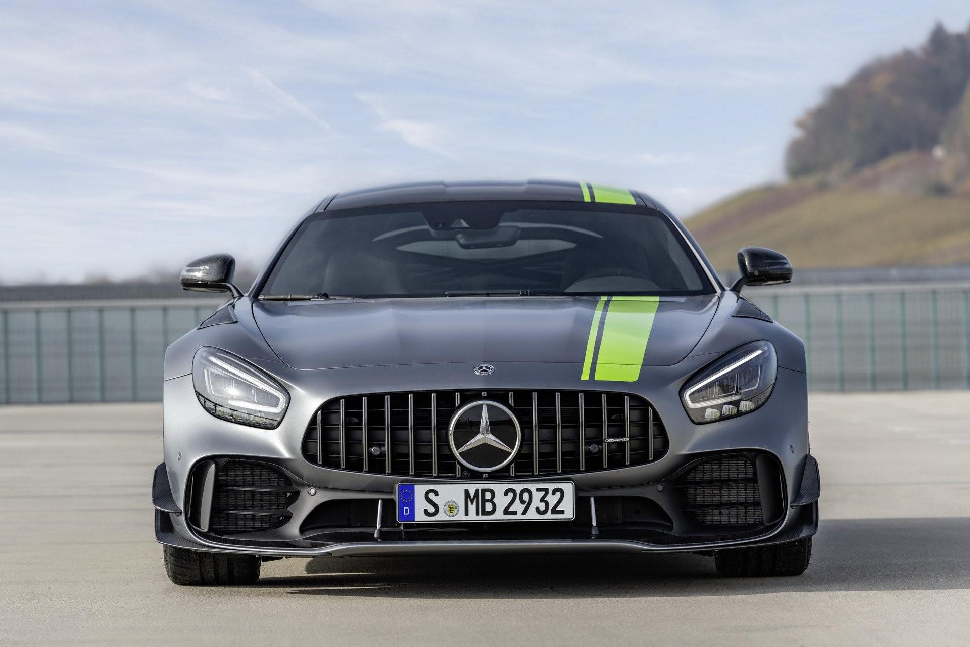 Foto de Mercedes-AMG GT 2020 (32/44)