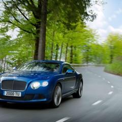 Foto 1 de 4 de la galería bentley-continental-gt-speed-2012 en Motorpasión