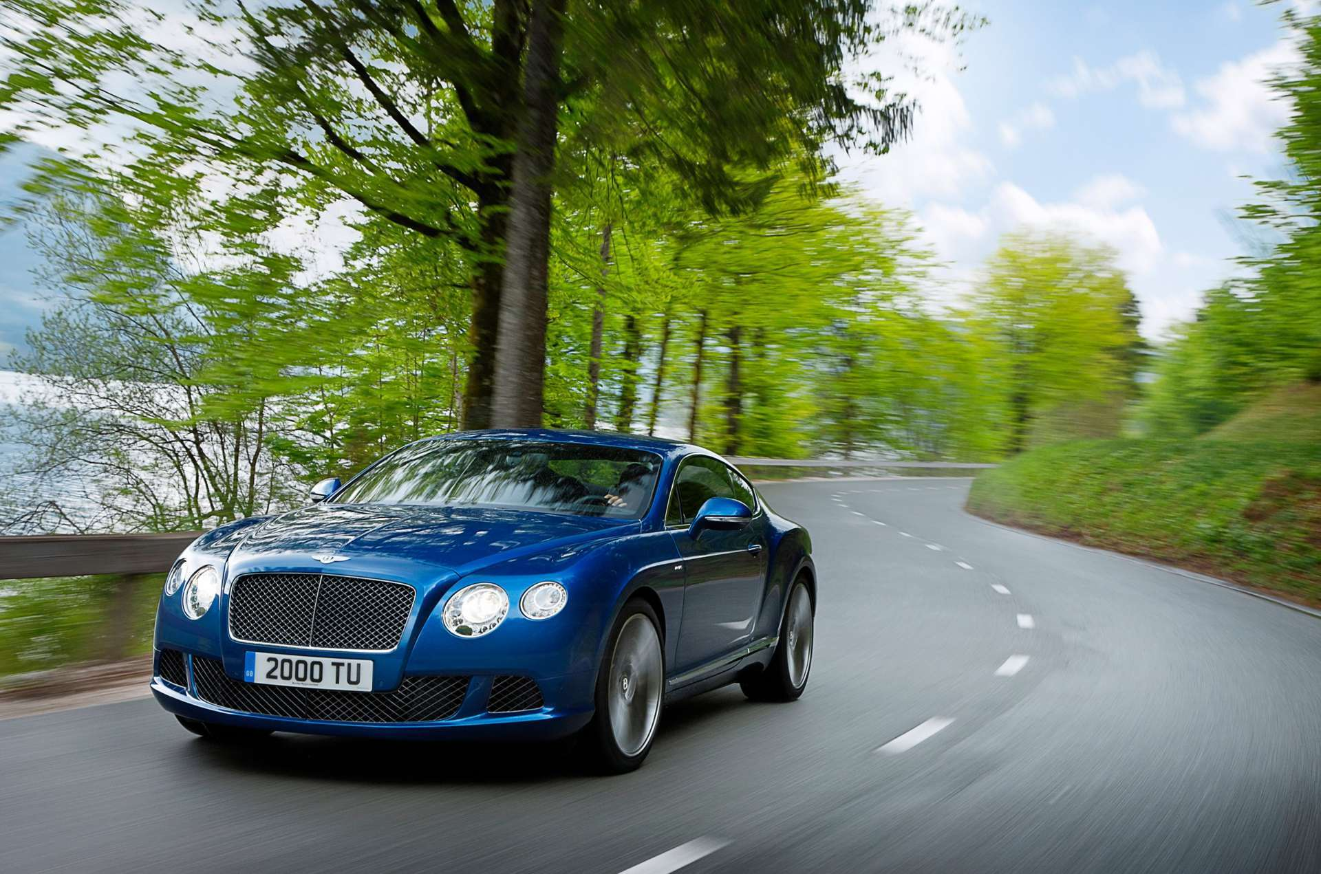 Foto de Bentley Continental GT Speed 2012 (1/4)