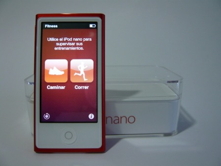 iPod nano 2012 nike