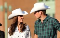 Kate Middleton sombrero look